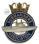 Submariners Assoc. Beret Badge - Officially Licenced Product